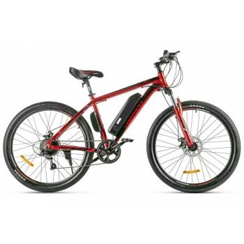 Велогибрид Eltreco XT 600 D Черно-красный