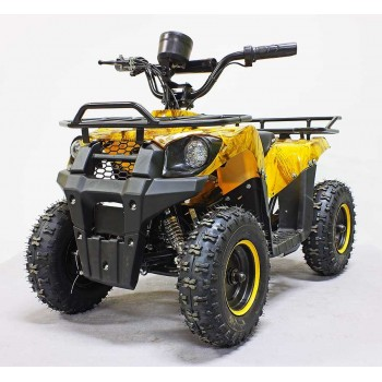 Квадроцикл GreenCamel Гоби K45 (36V 800W R6 Цепной привод) Золотая осень