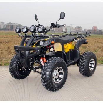Квадроцикл GreenCamel Сахара A4000 (72V 3800W R10 alum Дифференциал, Пониженная)