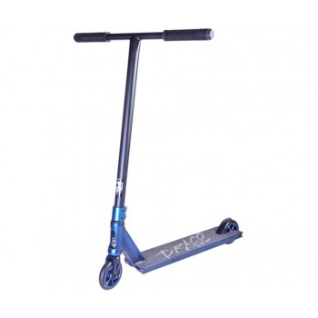 Трюковой самокат TechTeam DRACO 2021 (синий)
